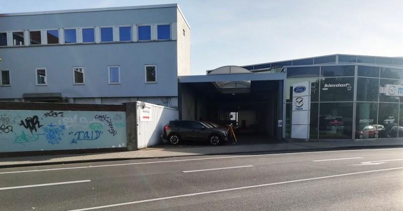 mazda / ford autohaus kierdorf köln | habau gmbh